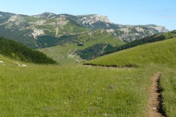Hauts plateaux du Vercors Sud