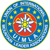 Logo Union of international Mountain leader assocations