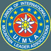 Logo Union of international Mountain leader assocations