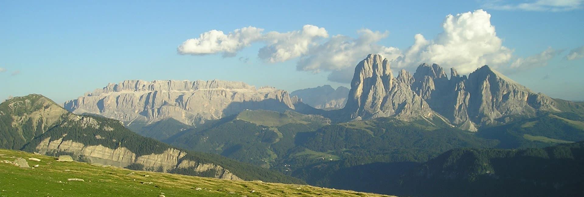 Les Dolomites – Italie