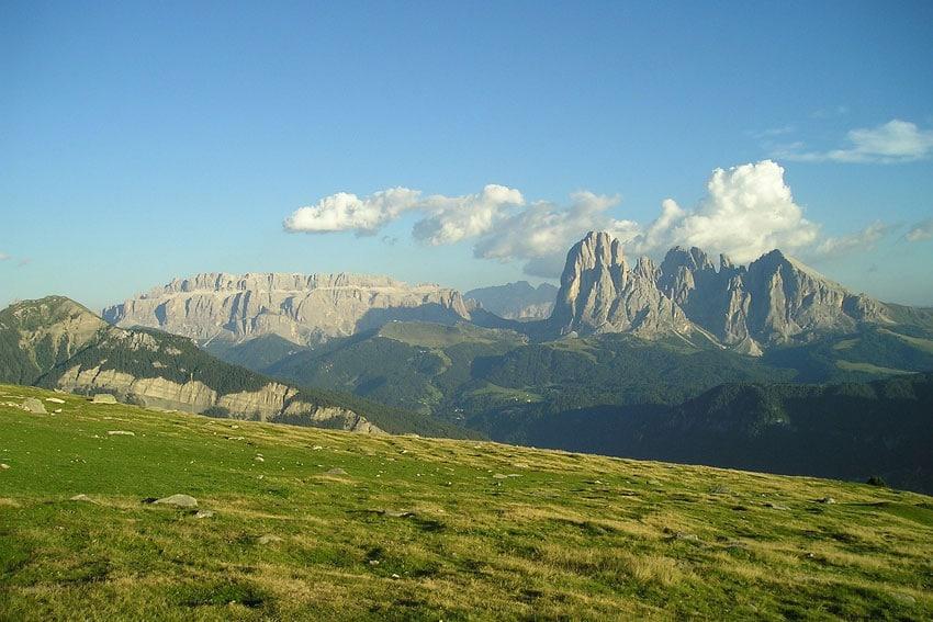 Les Dolomites - Italie
