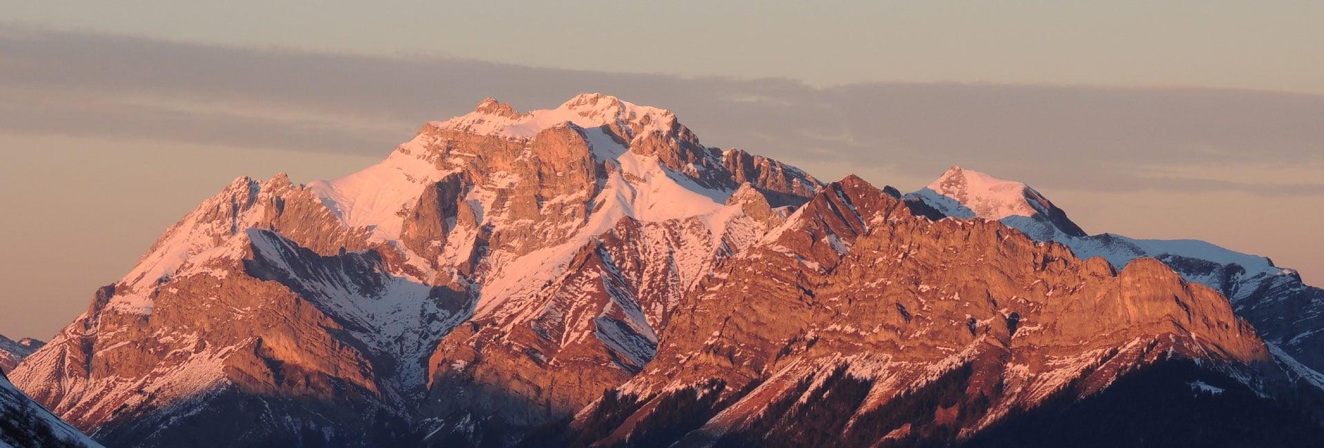 Cabane et ski de randonnée