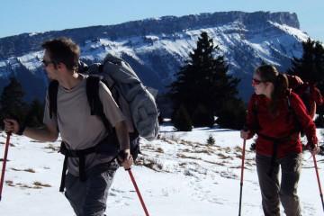 Grand Plateau et Margeriaz