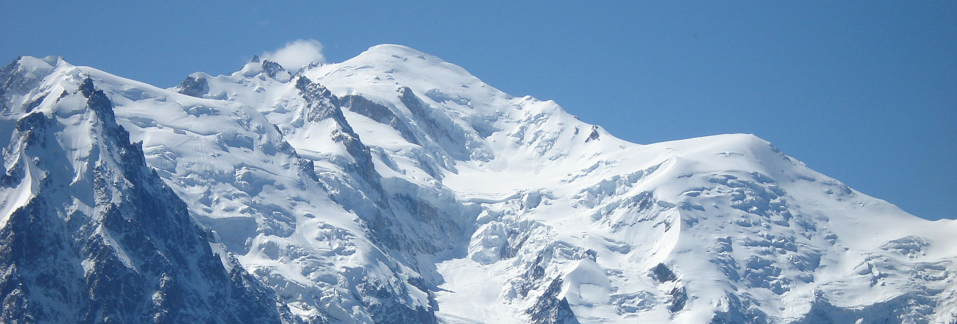 Trekking sur le tour du Mont-Blanc