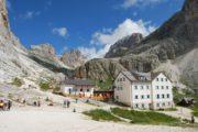 Refuge Vajolet - Dolomites