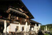 Refuge hôtel Dolomites