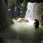 Canyon La Salamandre - Terres d'Altitude