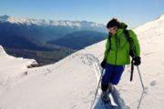 Juste au-dessus du Col d'Arclusaz