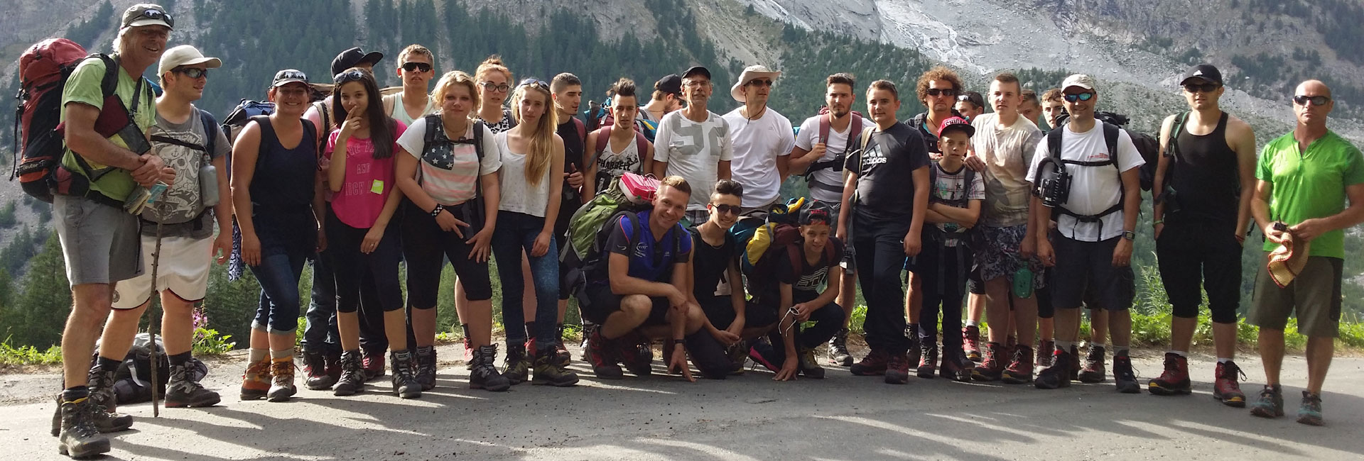 Ecole d'aventure jeunes