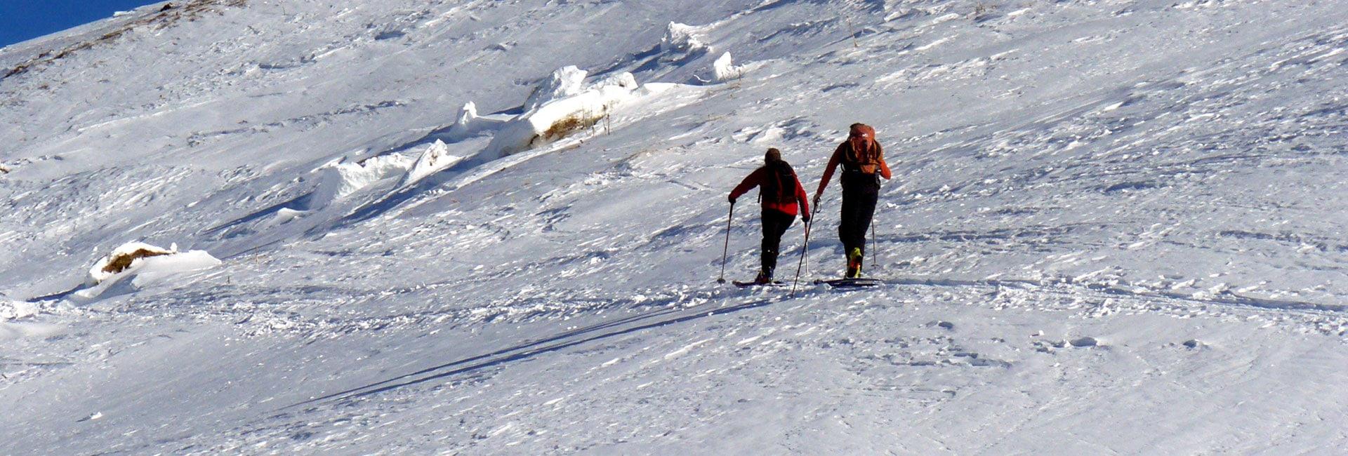 Ski de randonnée Bauges
